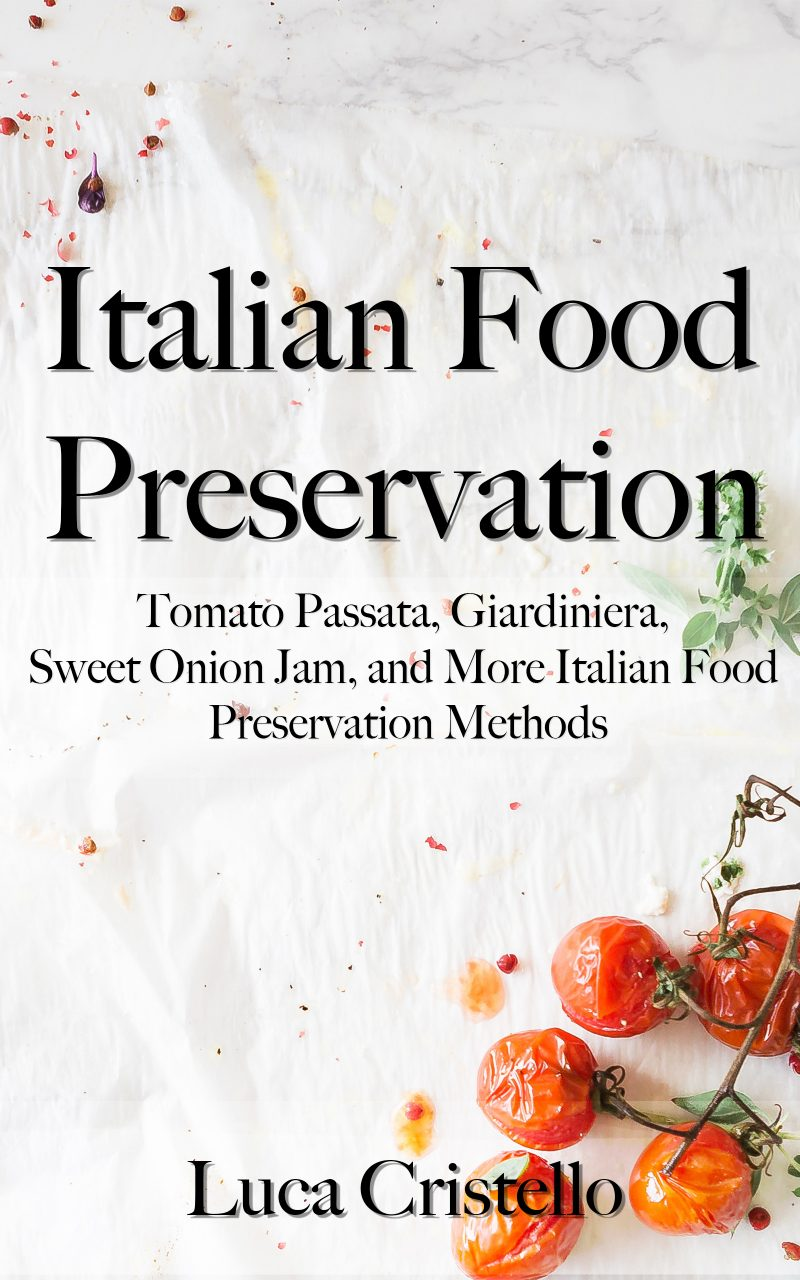 Italian food preservation by luca cristello eburnean books italian food preservation by luca cristello forumfinder Image collections